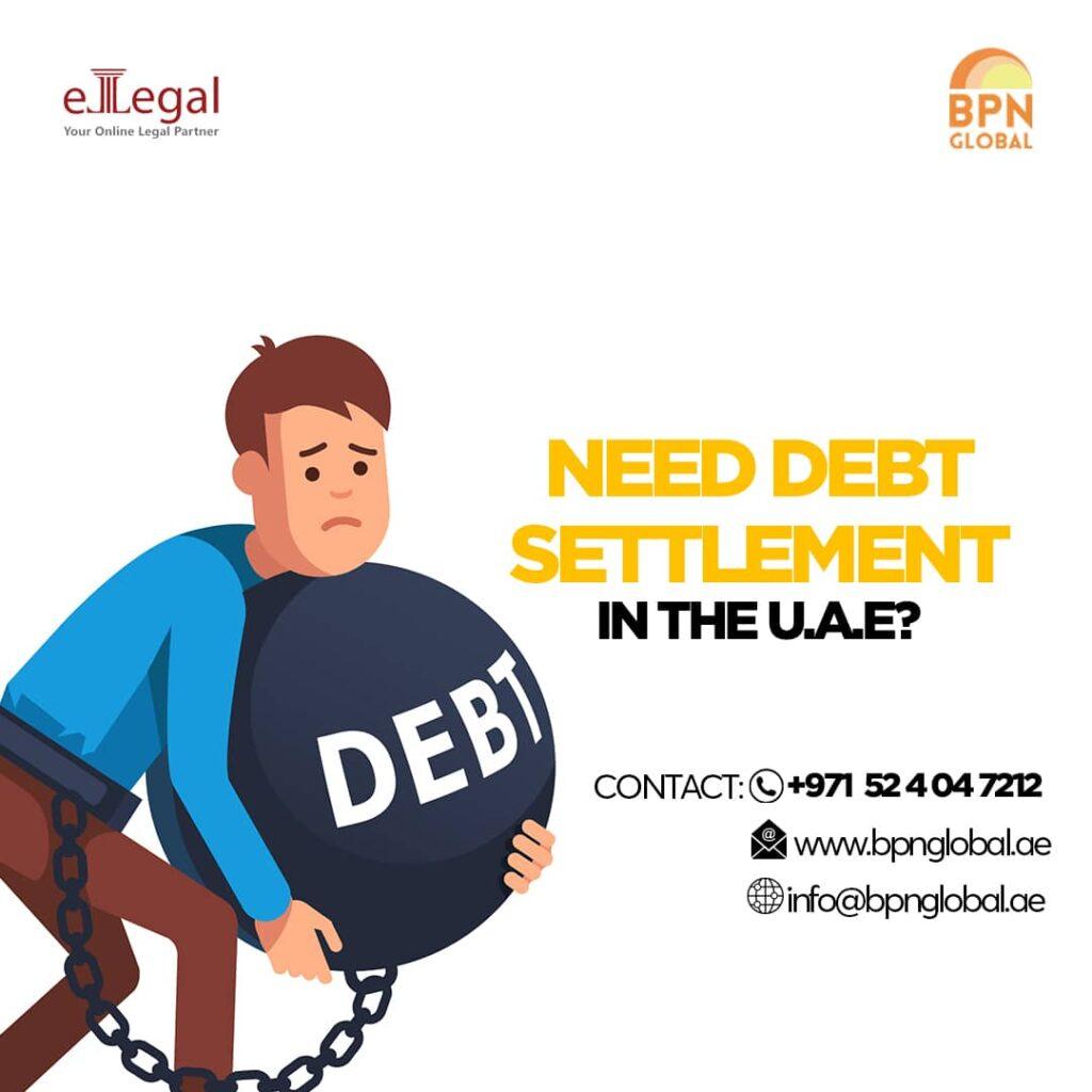 Debt settlement in the UAE