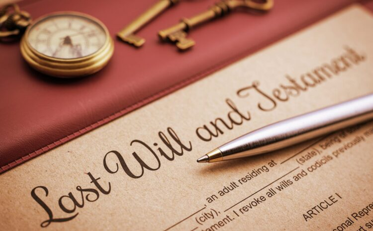 Importance Of Hiring Professional For A Will Drafting And Registration In UAE