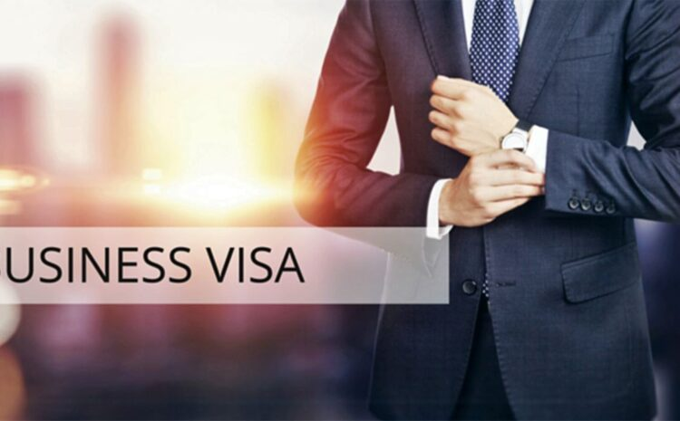 How To Apply  For A Business Visa In The UAE