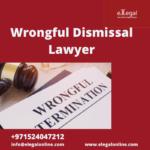 Wrongful Dismissal Lawyer the UK