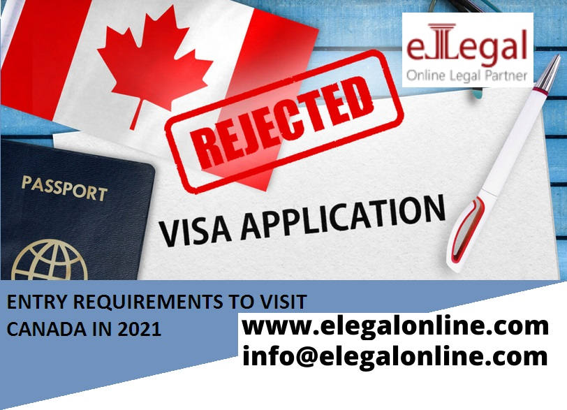 Entry Requirements to Visit Canada In 2021